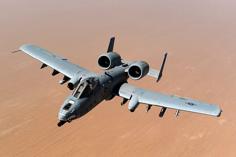 Conceived in the 1970s to destroy Soviet tanks, the A-10 hasn't been produced since 1984, although it's been upgraded, according to GlobalSecurity.org, a defense policy group in Alexandria, Virginia. The plane was built by Fairchild Republic, now part of Northrop Grumman, based in Falls Church, Virginia.
