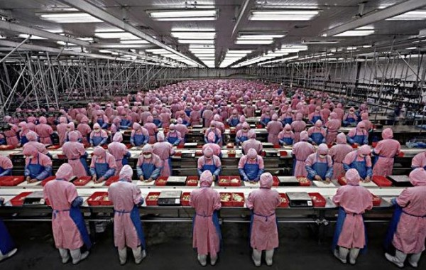 Foxconn iPhone Assembly Plant - Powered by Coal!