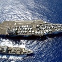 USS Ronald Reagan Forward-Deployed to Yokosuka Naval Base, Japan.