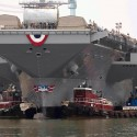 USS Gerald R. Ford to Homeport Norfolk Naval Station