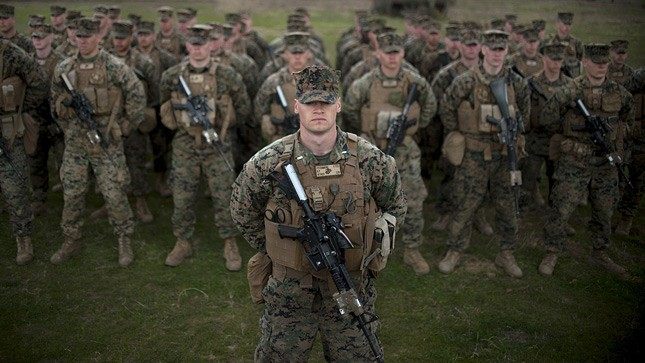 Study: All-Male Marine Units Outperform Squads With Women
