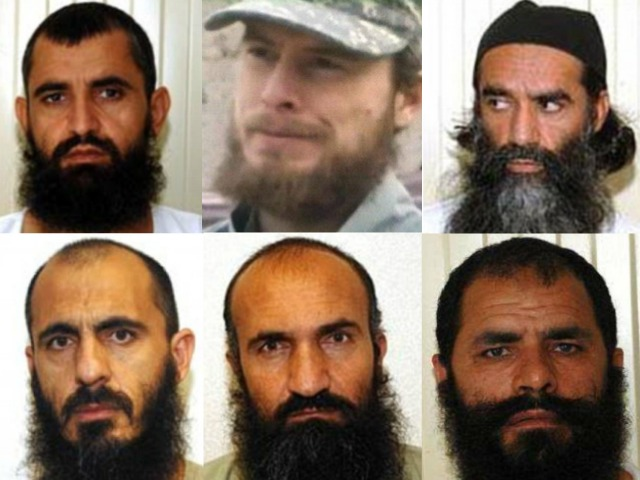 Obama White House Trades Five Terrorists for a Taliban Sympathizer . . .