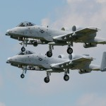 A-10's Striking ISIS from Bases in Turkey