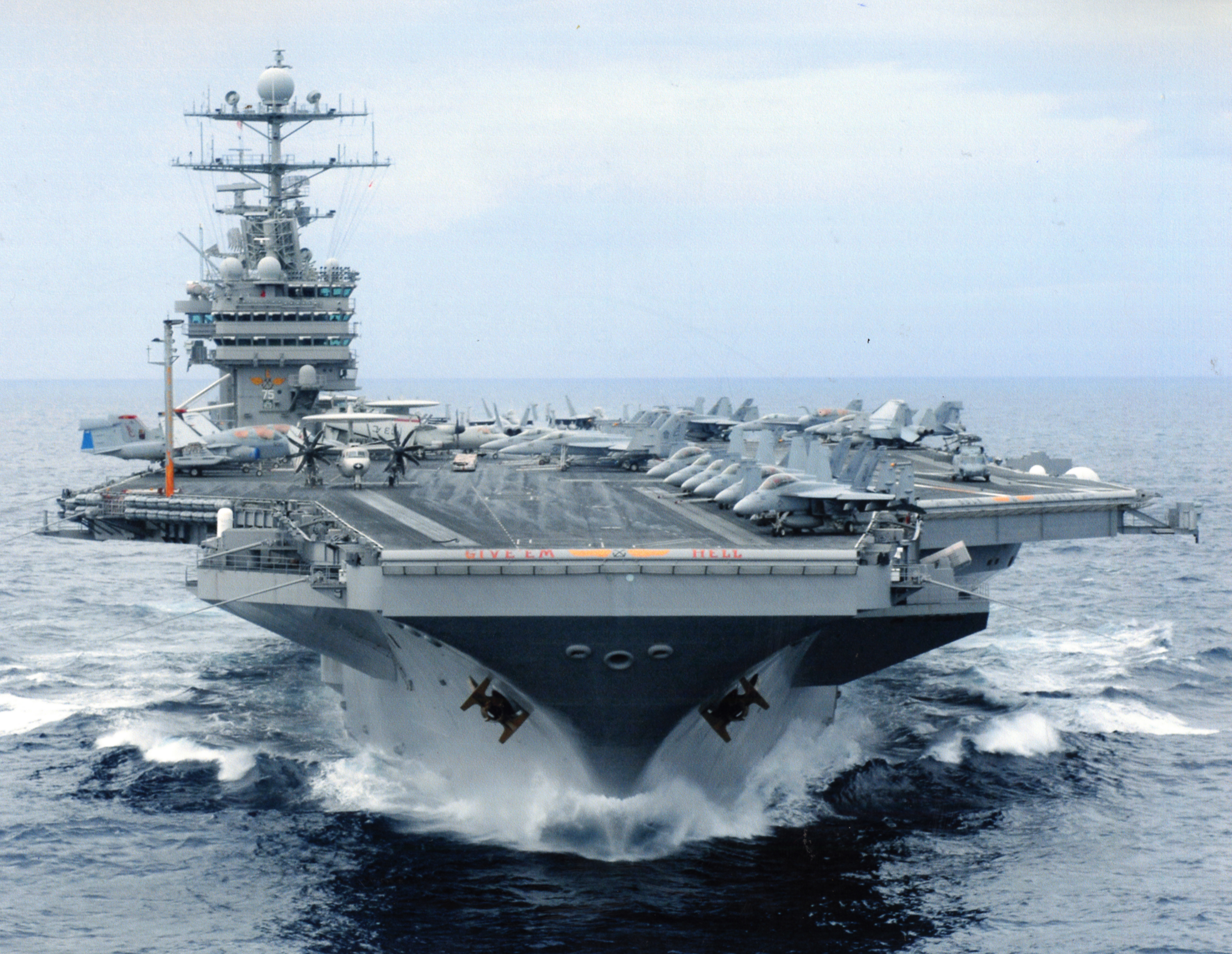 USS Harry S Truman (CVN-75)