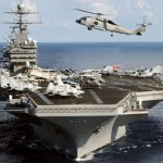 No US Aircraft Carriers in Persian Gulf