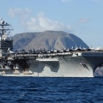 Harry S. Truman Carrier Strike Group to Hit ISIL Targets?