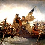 Christmas Day 1776 – Washington Crosses the Delaware