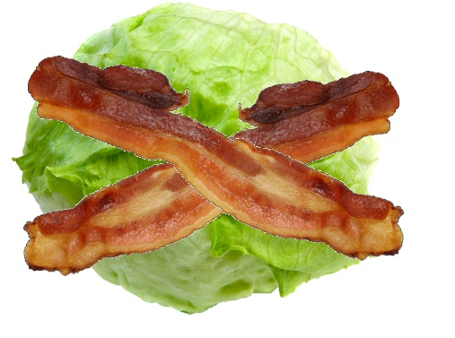 Save the Planet!  Eat More Bacon!!
