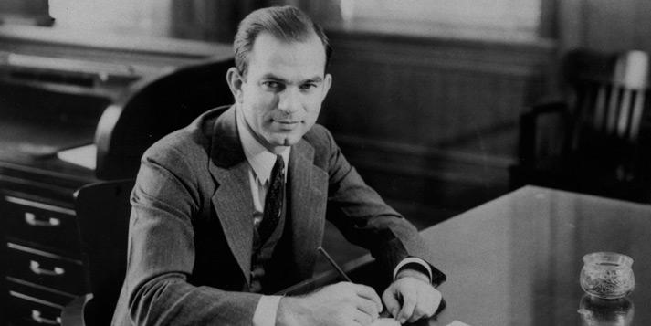 "J. William Fulbright - Racist Bigot & Segregationist - Supporter and Signer of The ""Southern Manifesto"""