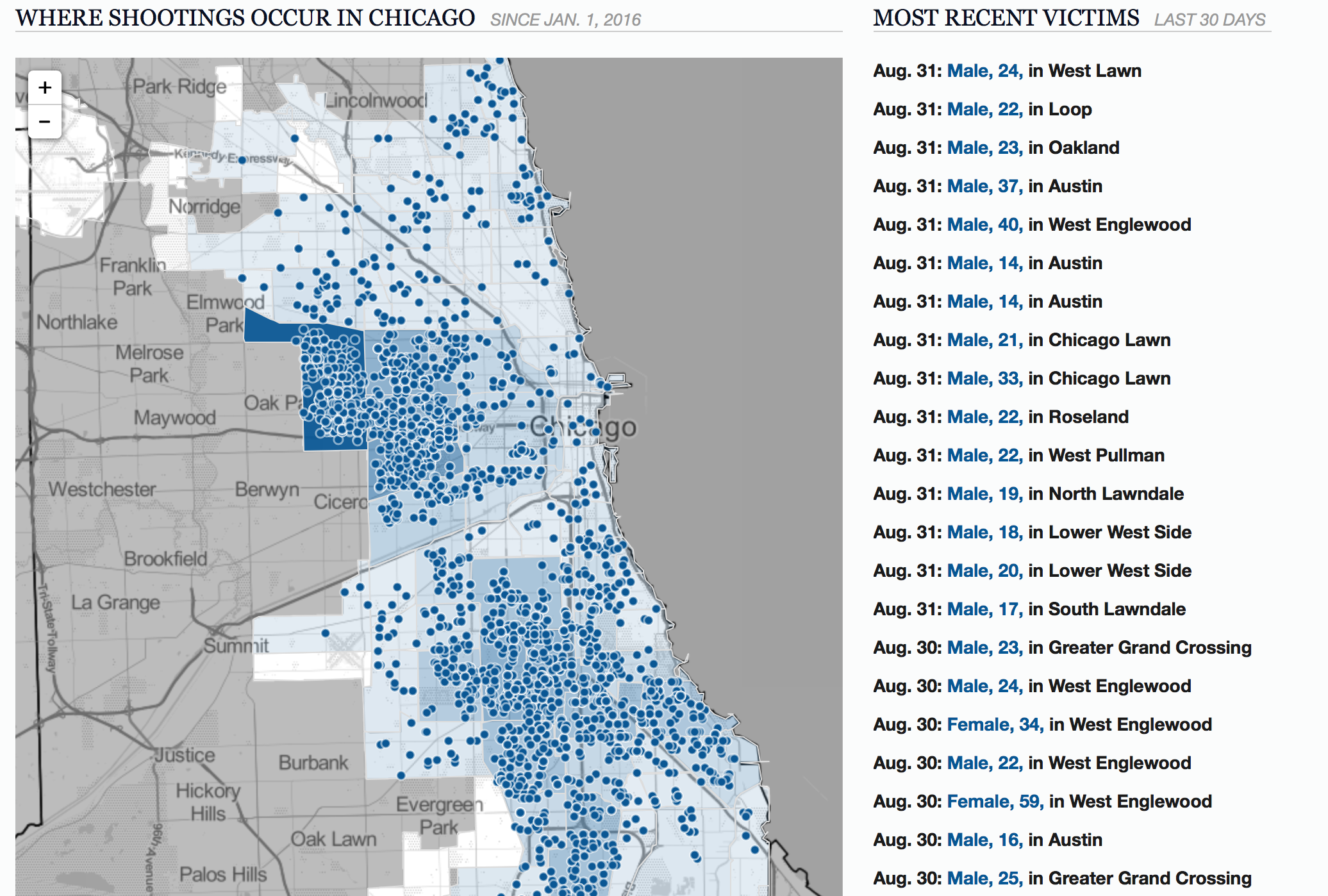Map Of Building Projects Properties And Businesses In East Side - Chicago map attractions